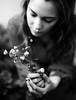 6 Un instante de silencio (Walter Daniel Fuhrmann) Tags: jacqueline mujer girl bw blancoynegro bn ritual cicatrices exposición exhibition cara face retrato portrait dark