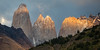 Alpenglow at Torres Del Paine (jeff_a_goldberg) Tags: chile landscape patagonia nature torresdelpainenationalpark mountains sunrise torresdelpaine naturalhabitatadventures nathab alpenglow mountain torresdepaine regióndemagallanesydelaan regióndemagallanesydelaantárticachilena cl