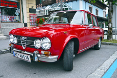 Alfa Romeo Giulia Super 1.6 1972 (1190024) (Le Photiste) Tags: clay alfaromeoautomobilesspaturinitaly alfaromeogiuliasuper16 ca 1972 italiancar redmania simplyred tirolaustria oddvehicle oddtransport rarevehicle afeastformyeyes aphotographersview autofocus alltypesoftransport artisticimpressions anticando blinkagain beautifulcapture bestpeople'schoice bloodsweatandgear creativeimpuls cazadoresdeimágenes carscarscars canonflickraward digifotopro damncoolphotographers digitalcreations django'smaster gearheads friendsforever finegold fandevoitures fairplay greatphotographers giveme5 peacetookovermyheart clapclap hairygitselite ineffable infinitexposure iqimagequality interesting inmyeyes lovelyflickr lovelyshot livingwithmultiplesclerosisms myfriendspictures mastersofcreativephotography niceasitgets photographers prophoto photographicworld planetearthtransport planetearthbackintheday photomix soe simplysuperb slowride saariysqualitypictures showcaseimages simplythebest thebestshot thepitstopshop themachines transportofallkinds theredgroup thelooklevel1red simplybecause vividstriking wheelsanythingthatrolls wow yourbestoftoday oldtimer