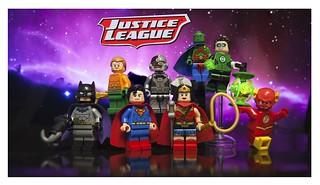 Bonus Justice League shot that has nearly no purpose!