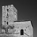 Nea Fokea byzantine tower
