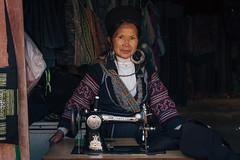 Ta Van village. Black Hmong. (@see1st) Tags: vietnam sapa laocai sony sonya7s travel adventure explore people localpeople portrait face city citylife