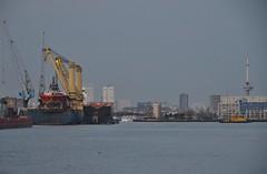 Rotterdam (Hugo Sluimer) Tags: portofrotterdam port haven nlrtm zuidholland nederland holland onzehaven