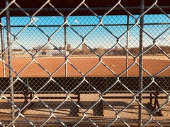 Ball park (Ernest Lowe) Tags: team game ballpark playingfield