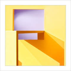 Abstracció V / Abstraction V (ximo rosell) Tags: ximorosell arquitectura architecture abstract abstracció spain squares llum luz light llums composició color cuadrado nikon d750 detall