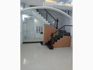 Nhà mới đẹp Phạm văn Chiêu, 2 lầu,5x12m, hxh, Phường 9 Gò Vấp