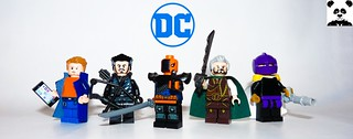 Green Arrow Villains (Comic Versions)