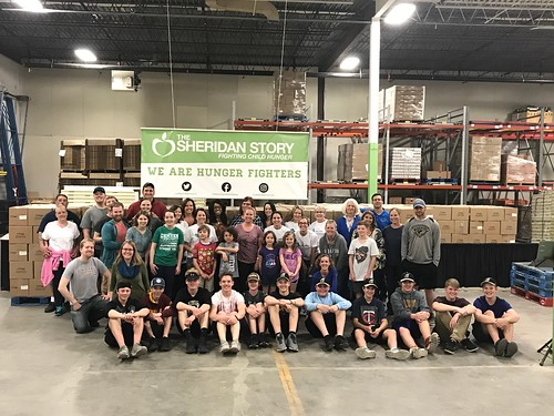 Public Packing Event 5/3/18
