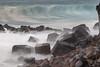 Ténérife, Puerto de la Cruz (brunochomilier) Tags: 2018 puertodelacruz ténérife pause longue mer ocean landscape eau water rocher