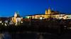 Prague blue hour (gaabor66) Tags: nikon d3100 35mm18 prague blue hour