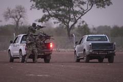 Jagdkommando in Burkina Faso (Bundesheer.Fotos) Tags: bundesheer austrian army soldiers soldaten jagdkommando spezialeinsatzkräfte afrika