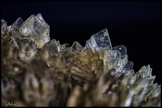 Jagged Crystals