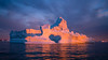 Iceberg @ Disko Bay (dawvon) Tags: greenlandsea greenland landscape sunset nature water nordic glacier magichour ilulissat midnightsun atlanticocean sunrise diskobay arcticcircle twilight qaasuitsup ocean seascape travel europe iceberg arcticocean dawn diskobugten dusk goldenhour grønland halflight ice jacobshaven jakobshavn kalaallitnunaat qaasuitsupkommunia qeqertarsuuptunua sea qaasuitsupkommune