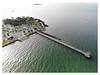 Wellington Point (whwh) Tags: aerialphotography australia bluesky cloud dji drone landscape mavicair sea travel wellingtonpoint white