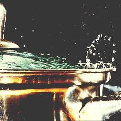 Boiling water (mrsparr) Tags: activeassignmentweekly blackbackground saucepan boilingwater indoorphotography flashphotography splash waterdrops drops 365 water bestofweek1 bestofweek2 bestofweek3