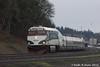 Northbound Cascades (youngwarrior) Tags: kalama washington amtrak cascades talgo train passenger passengertrain