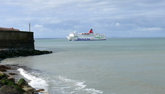 18 04 07 Stena Europe arriving at Rosslare (3) (pghcork) Tags: stenaline stenaeurope stenahorizon rosslare ferry ferries wexford ireland carferry 2018