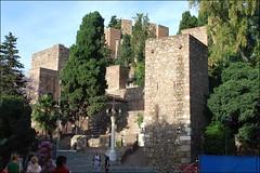 La Alcazaba (Málaga, Andalucía, España, 10-6-2013) (Juanje Orío) Tags: andalucía provinciademálaga málaga españa espagne espanha espanya spain 2013 biendeinteréscultural castillo castle muralla
