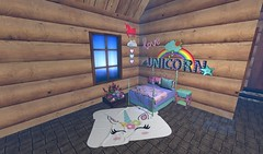 Aerwens new room (aerlinniel.roughneck) Tags: epoch facepalm adorablystrangewares sweetevil thegachalife twelve