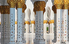 Sheikh Zayed Grand Mosque (morbidtibor) Tags: arab emirates abudhabi sheikh zayed mosque