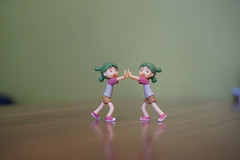 Yotsuba twins (omgdolls) Tags: yotsuba よつば