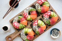 How to Make Sushi Donuts Recipe (lewissuraz) Tags: beauty fashion fat loss fitness food health home decor makeup pets tattoo technology travel