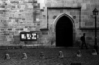 Church attendance (Leica M6)