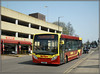 Red Rose 50501 (Jason 87030) Tags: violetsareblue red rose e2rrt 50501 yellow greyfriars town miltonkeynes roade hanslope subsidy cut 33 331 bus e200 enviro april 2018 sony alpha a6000 lens tag flickr jason buses sunny light mayorhold transport car bike traffic road