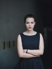 Portrait. Classic one. IX (Pavel Valchev) Tags: a7ii ilce ff fdn fd 50mm girl emount nex manual lens mf adapted vsco