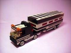 Truck TX-3 (Crimso Giger) Tags: lego moc truck legotruck camion camionlego legotown legocity leogcity