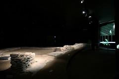 Anfiteatro romano (resti) (falco di luna) Tags: londra london londra2018 guildhallartgallery anfiteatroromano
