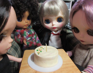 BaD 31 March: Cake