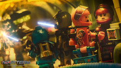 Out of Order (Agaethon29) Tags: lego afol legography brickography legophotography minifig minifigs minifigure minifigures toy toyphotography macro cinematic 2018 legospace neoclassicspace spaceman classicspace space scifi sciencefiction ncs novateam customminifigure moc alien aliens blacktron