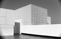 THE CUBE (ironpoison) Tags: abu dhabi museum louvre architecture nouvel jean uae white cube water contemporary