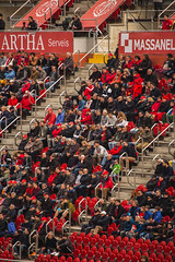 _MG_9982 (sergiopenalvagonzalez) Tags: futbol domingo palma de mallorca pelota jugadores aficion rojo negro pasion