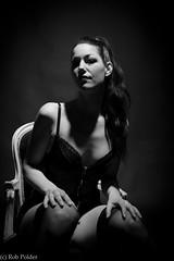 black chair (robpolder) Tags: 2018 hana studio monochrome blackandwhite