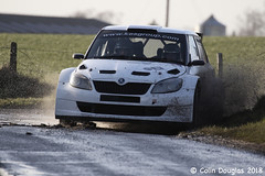 UAC Easter Stages  2018............66 (CD PIX) Tags: ulsterautomobileclub easterstages conormccrossan skoda fabia s2000