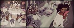 Ballerinas and Unicorn Masquerade For A Princess: You're Invited! (trudymonae) Tags: aphrodite senseevent pose alchemy