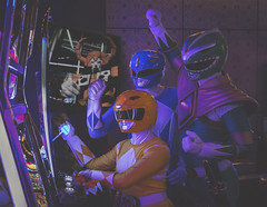 Power Rangers (irrational.photography) Tags: rational irrational photography photo irrationalphotography rationalphotography irrationalphoto cos play cosplay anime japan comic book comicbook convention costume movie tv show dress up mascarade masquerade
