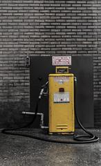 Gas Oil (Marco van Beek) Tags: holland europe beautiful world canon eos 1100d efs1855mm f3556 iii gas oil old rusty urban