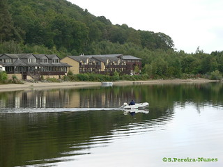 Another population by the lake, Scotland