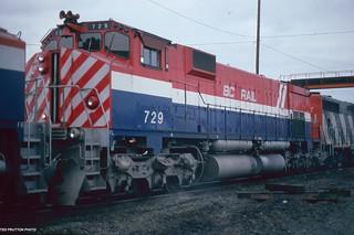 729 - PORT MANN  - DEC 4, 1986