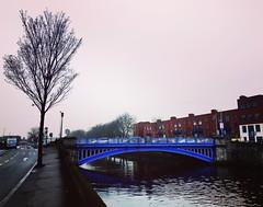 Rory O'More Bridge #Dublin #bridgephotography (Brian Ahern) Tags: dublin bridgephotography