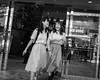Spring smiles (Bill Morgan) Tags: fujifilm fuji x100f bw jpeg acros street girls kichijoji tokyo