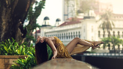 (dimitryroulland) Tags: nikon d600 85mm 18 dimitryroulland performer art artist dance dancer pointe flexible people flexibility fit sport natural light kuala lumpur malaysia asia trip travel morning