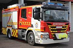Bomberos Consorcio de Pontevedra (emergenciases) Tags: emergencias españa 112 bomberos bombeiros bomberosconsorciodepontevedra consorciodepontevedra ribadumia pontevedra galicia camión truck vehículo bup bombaurbanapesada scania 3000litros incipresa