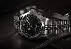 SEIKO Alpinist SARB017 (andreasfriedl) Tags: seiko alpinist sarb017 wrist watch wristwatch compass andreasfriedl armbanduhr jubilee bracelet black white