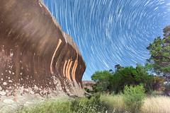 Pildappa Stars (Stuart Templeton) Tags: pildappa rock stars night trails startrails south australia sa canon outback camping eyre peninsula
