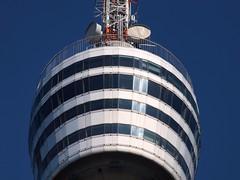 Stuttgarter Fernsehturm (Olyshutterhand) Tags: stuttgart fernsehturm