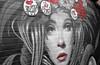 Art House Sheffield (kieronlong23) Tags: sheffield photography streetart graffiti arthousesheffield blackandwhite splittone
